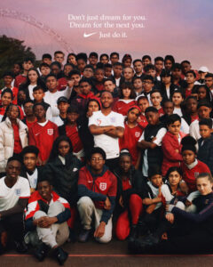 Nike: Raheem Sterling